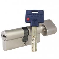 С индивидуальным ключом (ключ+ вертушка)