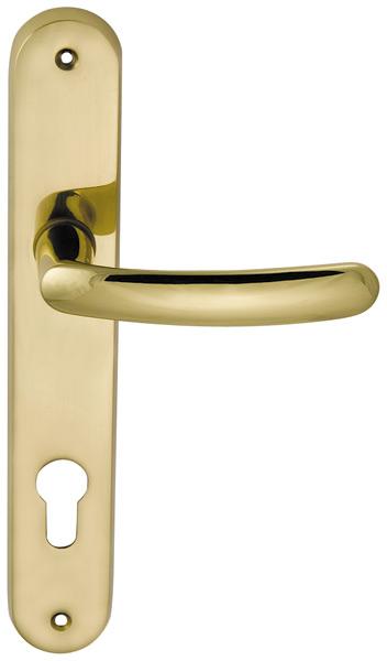 Ручка дверная Elba латунь