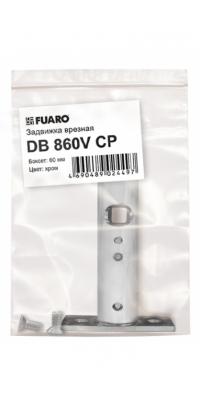 Задвижка врезная DB 860M CP усовершенствованная хром 60мм /81611/