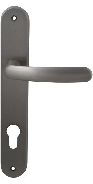 Ручка дверная Elba матовый никель