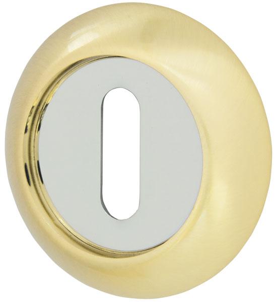 Накладка NORMAL PS-1SG/CP-1 матовое золото/хром 2шт.