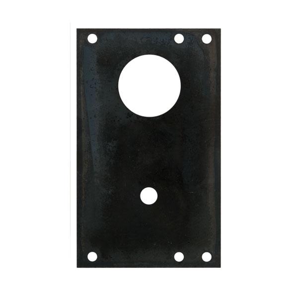 Пластина защитная для замков цилиндровых (тип-размер CISA 56.535)