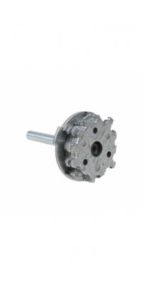 Кодовый ротор левое исполнение, 5 кл. ЗК.203 Н-01 длинный ключ /128:149P/