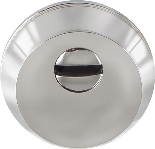 Броненакладка DEF 5513 CP ХРОМ тех упаковка