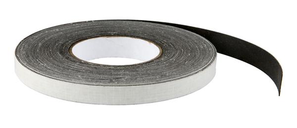 Терморасширяющийся уплотнитель ISOLAR 1500-15/B (толщина 1,5 мм, ширина 15 мм, длина 15,9 м), черный