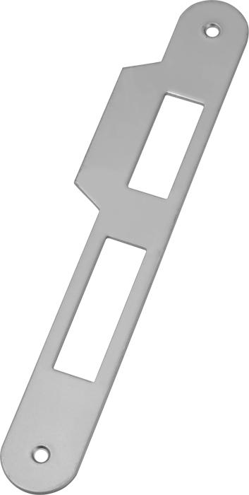 B01000.05.34 Ответная планка матовый хром