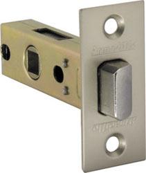 Защелка врезная LH 120-50-25 SN Матовый никель SKIN /прям/