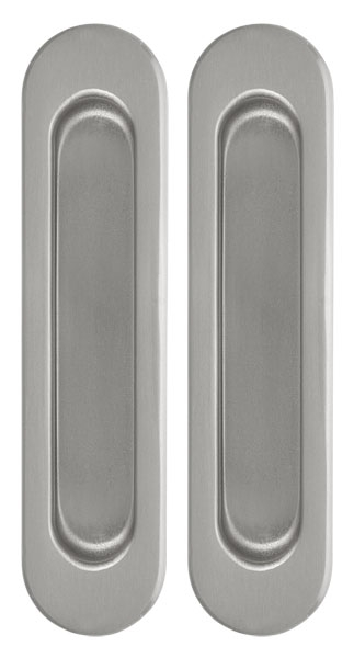 Ручка для раздвижных дверей SH010-SN-3 матовый никель