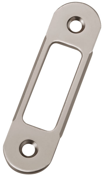 B01402.11.06 Ответная планка (никель) (пласт. вкладыш Easy Matic B01402.16/17 выписывать отдельно)