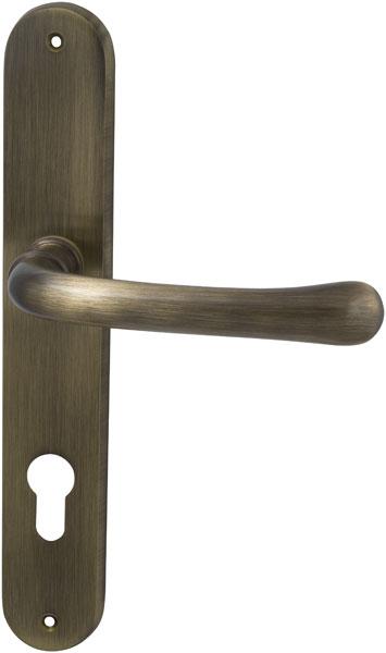 Ручка дверная Beta бронза