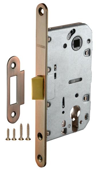 Корпус замка PLASTIC P85C-50 AC медь