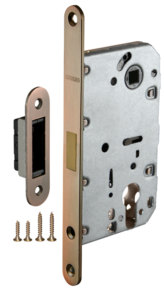 Корпус замка MAGNET M85C-50 AC медь