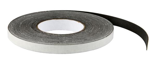 Терморасширяющийся уплотнитель ISOLAR 1000-10/B толщина 1 мм, ширина 10 мм, длина 15,9 м, черный