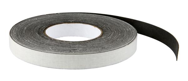 Терморасширяющийся уплотнитель ISOLAR 1500-20/B толщина 1,5 мм, ширина 20 мм, длина 15,9 м, черный