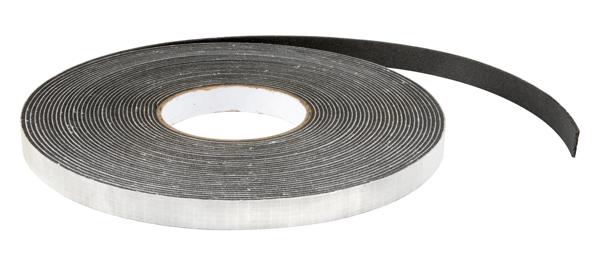 Терморасширяющийся уплотнитель ISOLAR 2000-10/B толщина 2 мм, ширина 10 мм, длина 15,9 м, черный