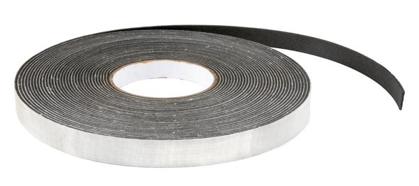 Терморасширяющийся уплотнитель ISOLAR 2000-20/B толщина 2 мм, ширина20 мм, длина 15,9 м, черный