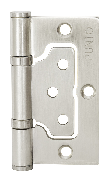 Петля универсальная без врезки 200-2B 75x2,5 PN мат. никель