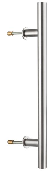 Ручка-скоба PH-22-25/300-INOX (нержавейка)