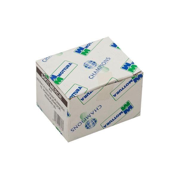 Броненакладка на цилиндр 94 KIT 1101/CR set: 94.11625 + 94.505 + 95.304 + 95.308+99.293/90,хром