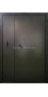Подьездная двуполая дверь Город Мастеров